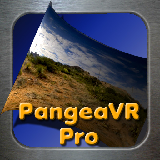 PangeaVR Pro app icon