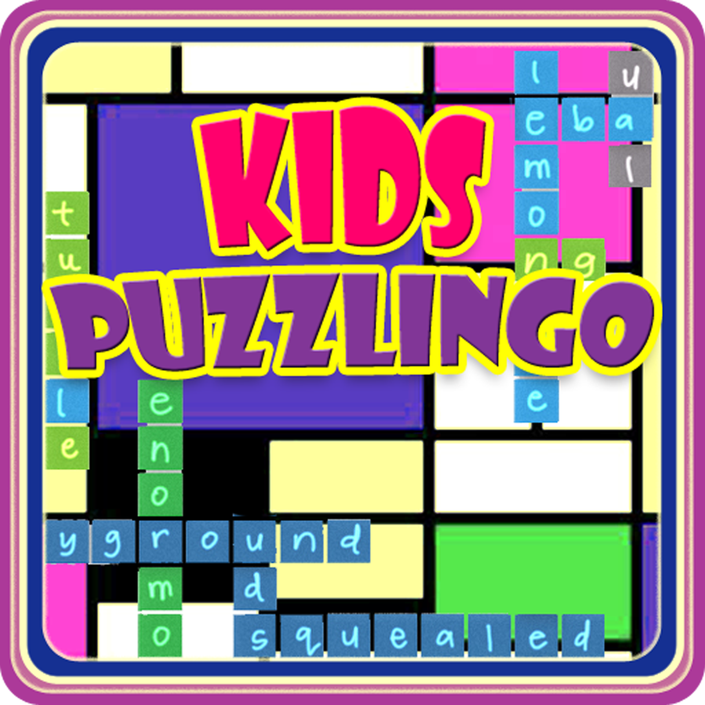 Kids Puzzlingo for iPad