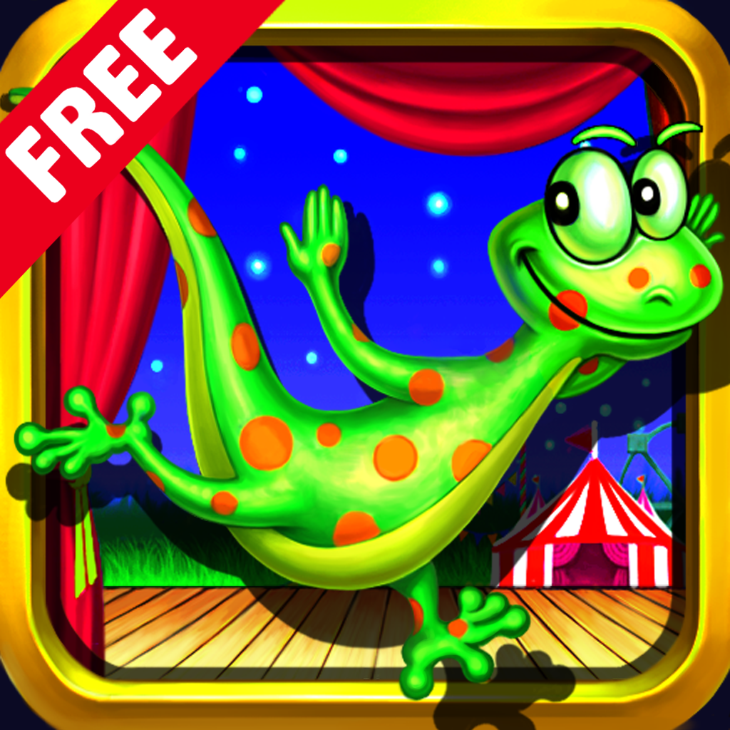 Animal Preschool Circus(Free)-Educational Learning Games for Kindergarten Kids, Toddlers & Teachers